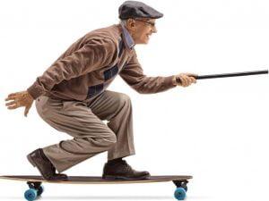 Youthful Centenarian