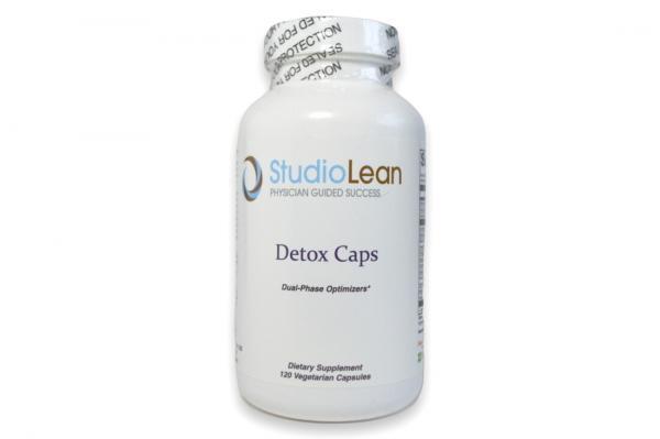 Detox Caps front